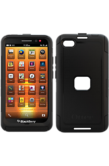 sports shoes 5cc67 b1019 OtterBox Commuter Series for BlackBerry Z30 - Black