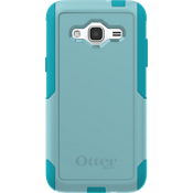 Commuter Series Case for Galaxy J3 V - Aqua Sky