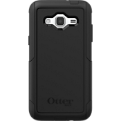 Commuter Series Case for Galaxy J3 V - Black