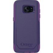 Commuter Series Case for Samsung Galaxy S7 edge - Purple