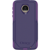 Commuter Series Case for Moto Z Droid - Purple