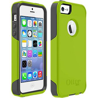 OtterBox Commuter Series for Apple iPhone 5s - Key Lime