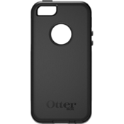 Commuter Series Case for Apple iPhone SE - Black