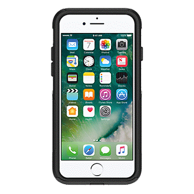 on sale 4ca96 fff5f Commuter Series Case for iPhone 8/7
