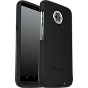 Commuter Series Case For moto z3 - Black