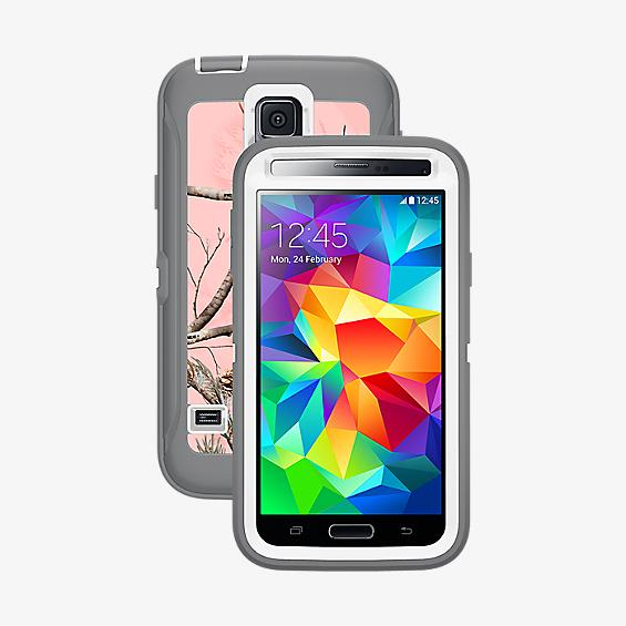Defender Series for Galaxy S 5 - Real Tree