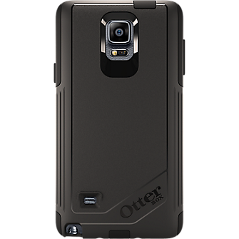 OtterBox Commuter Series for Galaxy Note 4 - Black