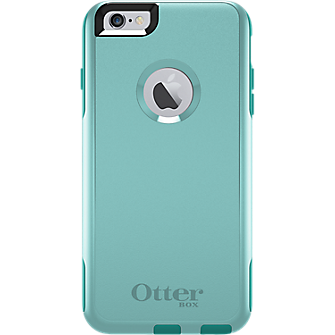 OtterBox Commuter Series for iPhone 6 Plus/6s Plus - Aqua Sky