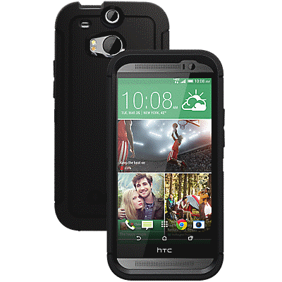 more photos fb467 6773b Defender Series for the all new HTC One (M8)