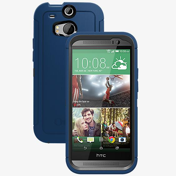 Defender Series for the all new HTC One (M8) - Blueprint