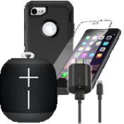 OtterBox Defender Case for iPhone 7 Speaker Bundle