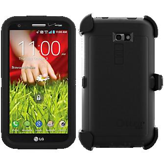 OtterBox Defender for LG G2 - Black