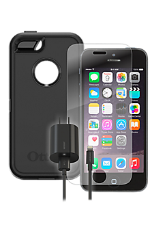 new product 2ce6a 40f88 OtterBox Defender iPhone SE Bundle