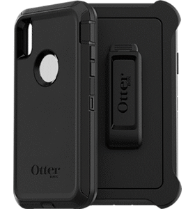 740353a1c39 OtterBox Defender Series Case for iPhone XR Colour Black
