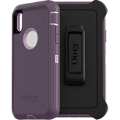 Defender Series Case for iPhone XR - Purple Nebula