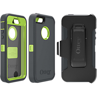OtterBox Defender Series for Apple iPhone 5s - Key Lime