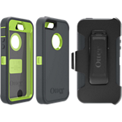 Defender Series for Apple iPhone 5s/SE - Key Lime