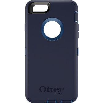 OtterBox Defender Series for iPhone 6/6s - Indigo Harbor