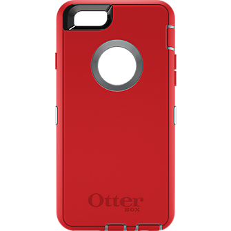 OtterBox Defender Series for iPhone 6/6s - Fire Within