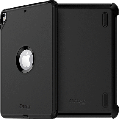 quality design 0c739 b9382 Defender Series Case For iPad Air 10.5 (2019) & 10.5-inch iPad Pro - Black