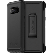 Defender Series Case for Galaxy S8+ - Black