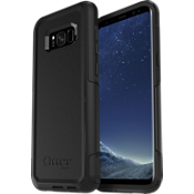 Commuter Series Case for Galaxy S8+ - Black
