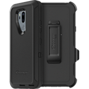Defender Series Case for G7 ThinQ - Black