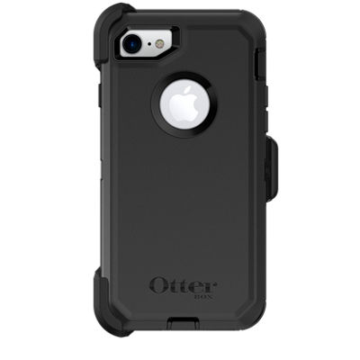 19079f539 Defender Series Case for iPhone 8/7 - Black | Verizon Wireless
