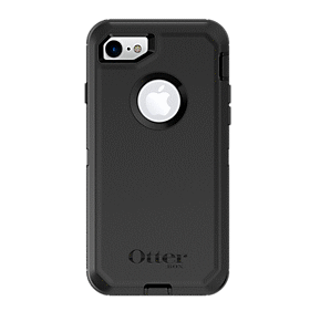 38ad513aa OtterBox Defender Series Case for iPhone 8/7 Colour Black