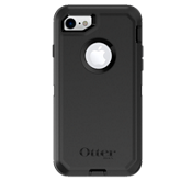 Defender Series Case for iPhone 8/7 - Black