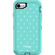 Defender Series Case for iPhone 7 - Mint Dot