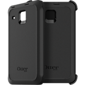 Defender Series Case For Samsung Tab E 8  - Black
