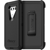 Defender Series Case For LG V30 - Black