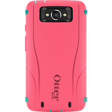 OtterBox Defender Series for DROID Turbo - Teal Rose