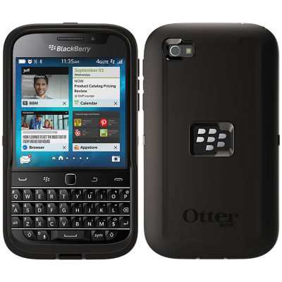 OtterBox Defender Series for Blackberry Classic - Black