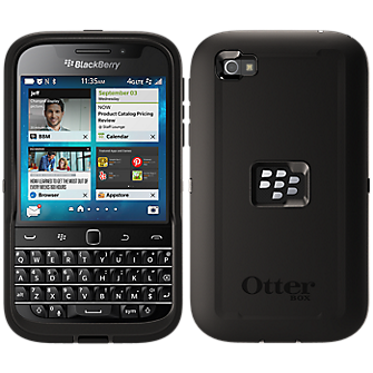 OtterBox Defender Series for Blackberry Classic - Black