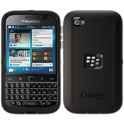 Defender Series for Blackberry Classic - Black