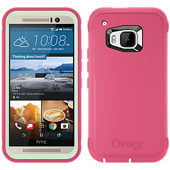 OtterBox Defender Series for HTC One M9 - Melon Pop