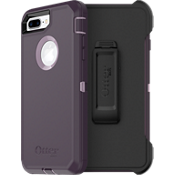 Defender Series For iPhone 8 Plus/7 Plus - Purple Nebula