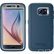 OtterBox Defender Series for Samsung Galaxy S 6 - Casual Blue