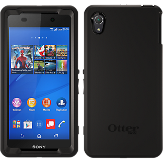 OtterBox Defender Series for Sony Xperia Z3v - Black