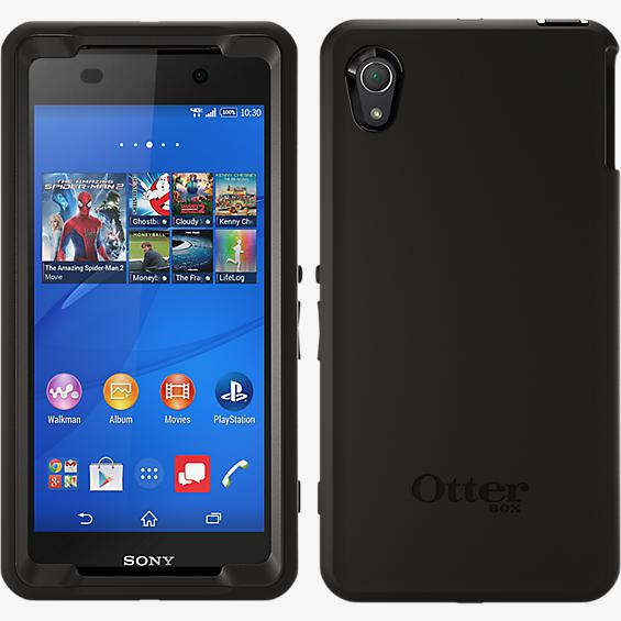Defender Series for Sony Xperia Z3v - Black