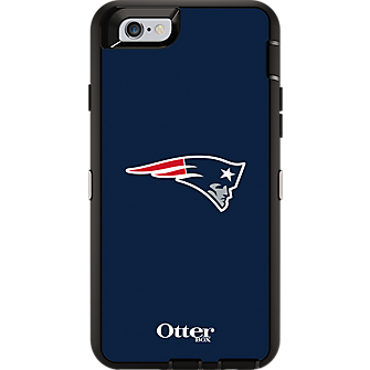 NFL Defender by OtterBox for iPhone 6 - New England Patriots