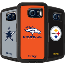 NFL Defender by OtterBox for Samsung Galaxy S 6 - Denver Broncos