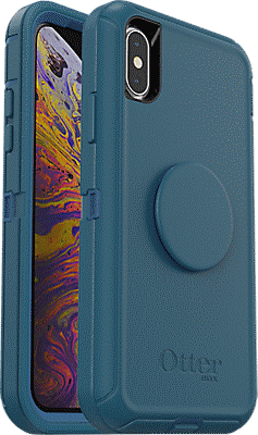 factory price cb05d bb126 Otter + Pop Defender Series Case for iPhone XS/X