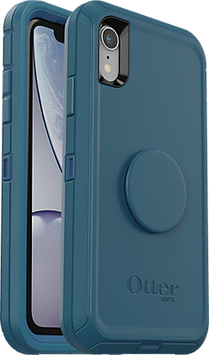buy popular 67358 56a5b Otter + Pop Defender Series Case for iPhone XR
