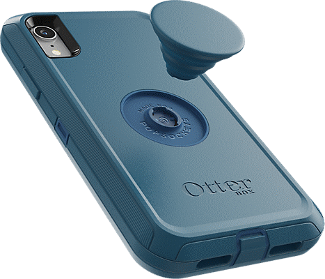 buy popular 2f32e ae81f Otter + Pop Defender Series Case for iPhone XR