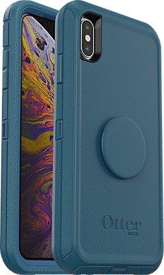 best service 5cc7a 8f88f Otter + Pop Defender Series Case for iPhone XS Max