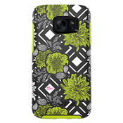 Project Runway Symmetry Series for Samsung Galaxy S7 - Green Diamond