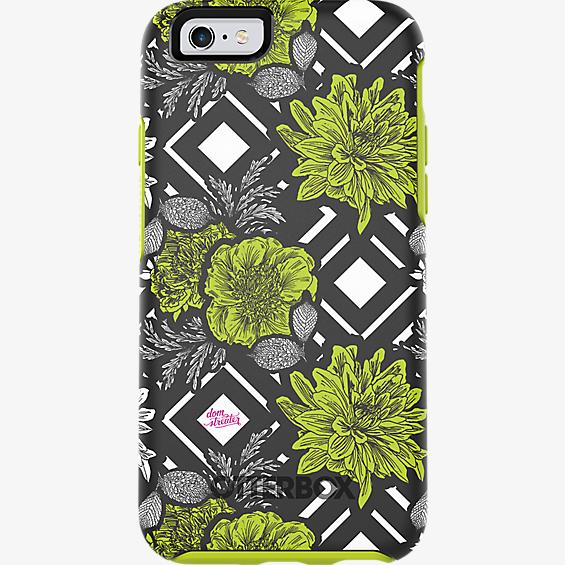 Project Runway Symmetry Series for iPhone 6/6s - Green Diamond